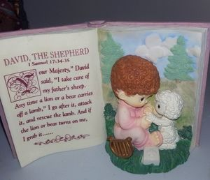 Precious Moments Bible Stories